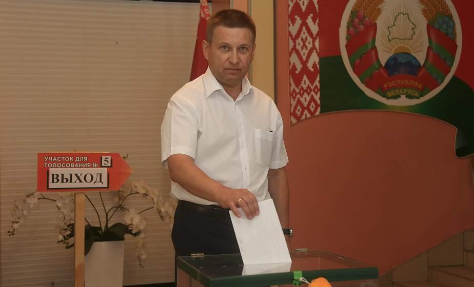 Иван Лавринович: «Я проголосовал за стабильность»