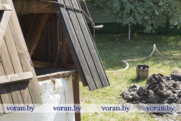 Мина времен ВОВ найдена в колодце в Вороновском районе