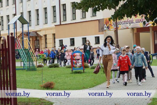 В школах Вороновщины прошли тренировочные занятия по эвакуации