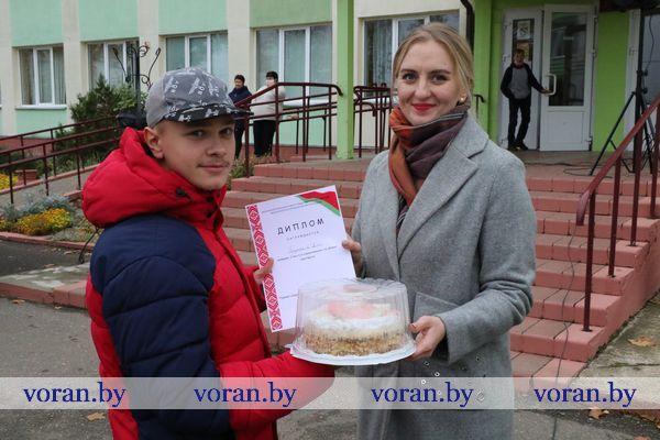 Третий трудовой — позади. Районный комитет Белорусского республиканского союза молодежи подвел итоги третьего трудового семестра