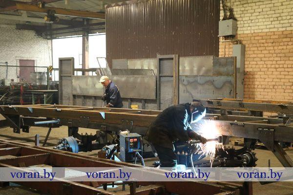 Предприятия и организации Вороновщины работают в штатном режиме