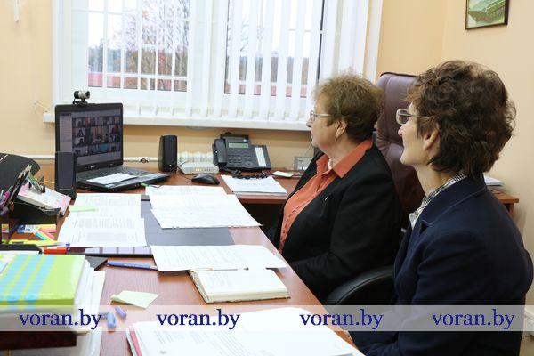 Заседание в видеоформате