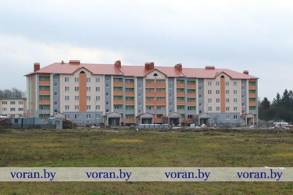 Дом с электрической «начинкой» строится в Вороново