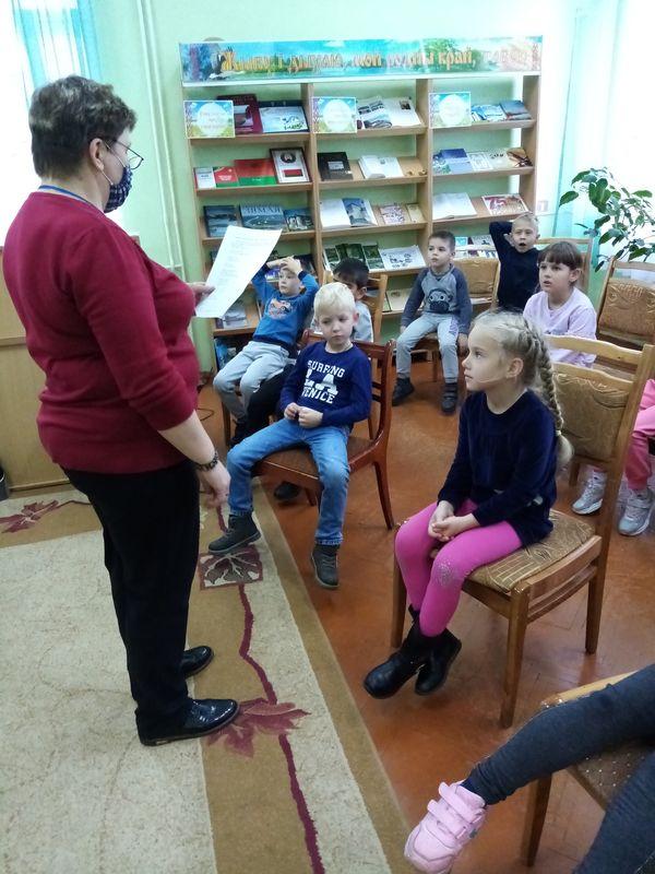 У Воранаўскай дзіцячай бібліятэцы дзеці праводзяць канікулы з кнігай
