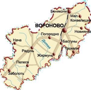 Хроника недели. События и происшествия в Вороновском районе